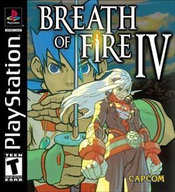 Breath Of Fire IV [SLUS-01324] ROM